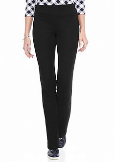 Crown & Ivy™ Pull On Bi-Stretch Pants