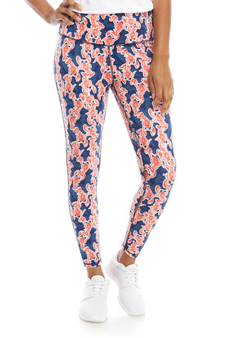 Crown & Ivy™ Womens Printed Leggings