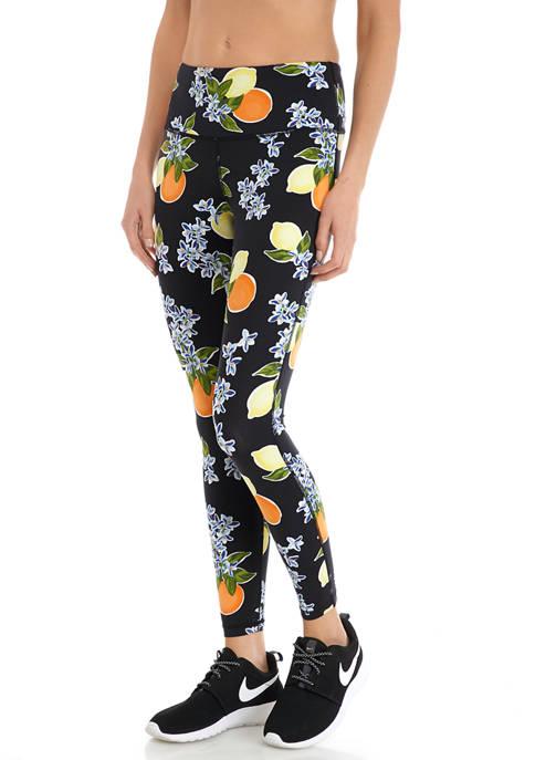Crown & Ivy™ 7/8 Printed Leggings