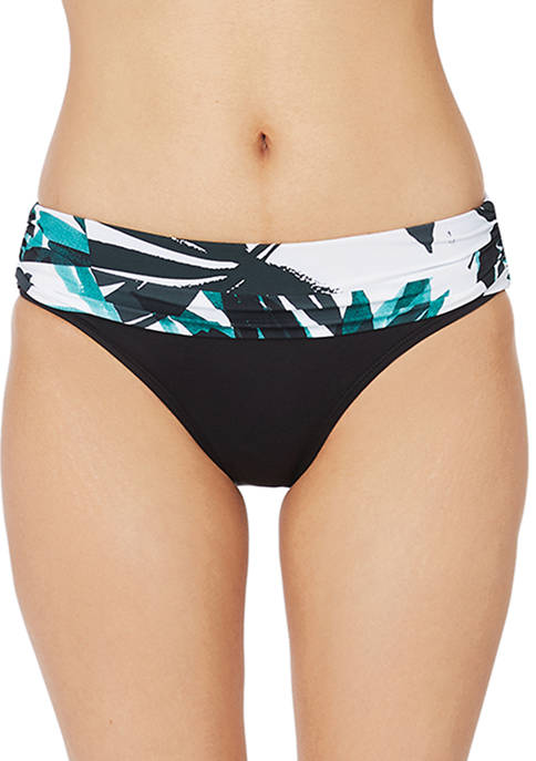 Tropic Like Its Hot Hipster Swim Bottoms