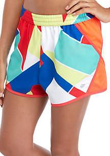 917752e722 ... ZELOS Printed Woven Shorts
