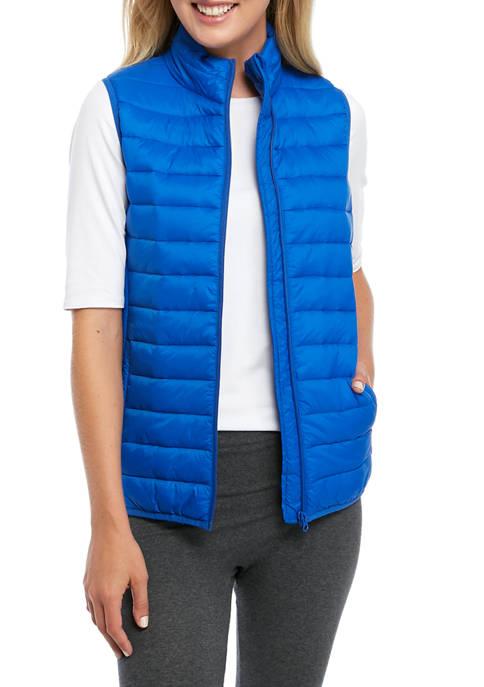 Packable Puffer Vest