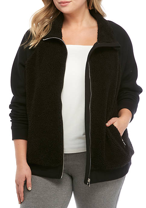 Plus Size Wubbie Jacket