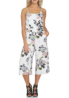 1. State Culotte Printed Jumpsuit