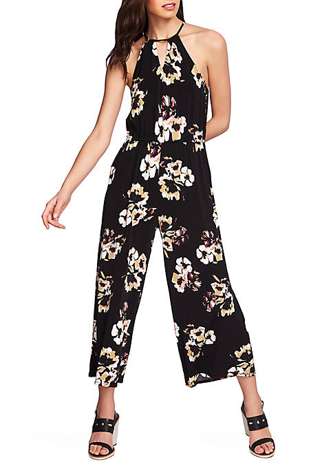 1. State Floral Jumpsuit