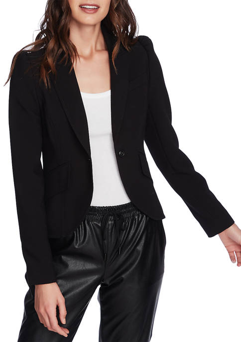 1. State Womens Long Sleeve Blazer