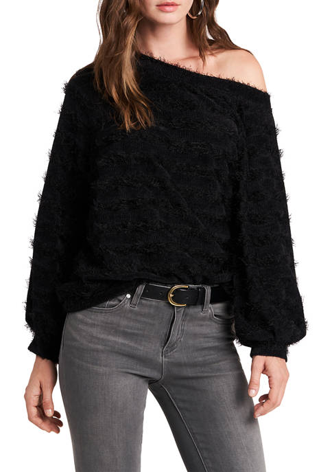 Womens Off-the-Shoulder Top