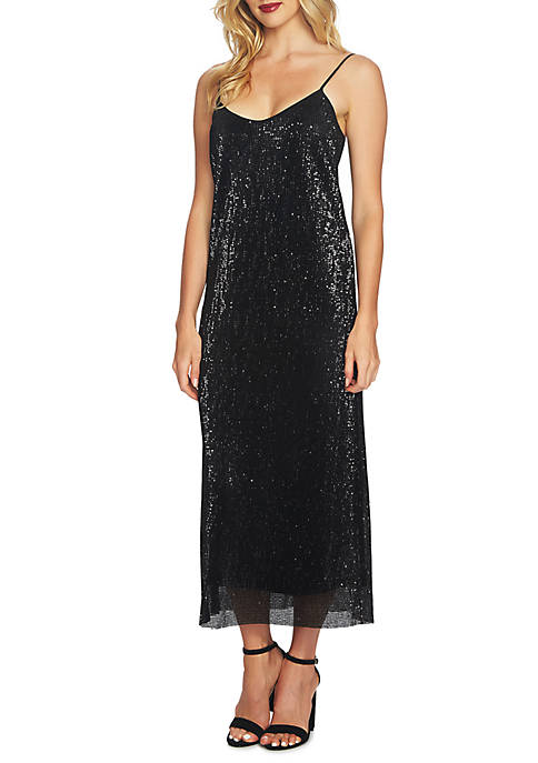 1. State Sequin Midi Slip Dress