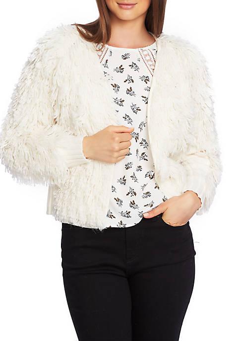 1. State Loop Stitch Sweater