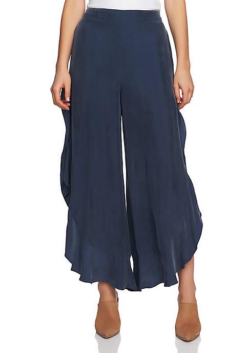 1. State Split Hem Pants