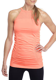 be inspired® Halter Neck Seamless Tank