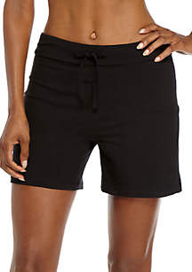 ZELOS Black Shorts