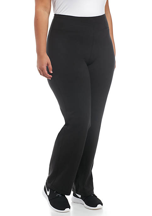Plus Size Active Pants