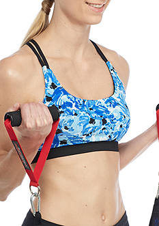 be inspired® Braided Back Sports Bra