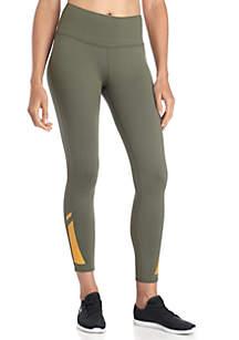Metallic Active Pants
