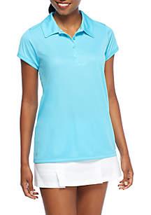 Golf Four-Button Polo Shirt