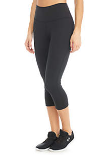 ZELOS Plus Size Performance Capris
