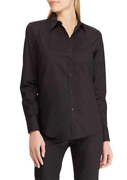 Chaps No Iron Cotton Button Down Shirt