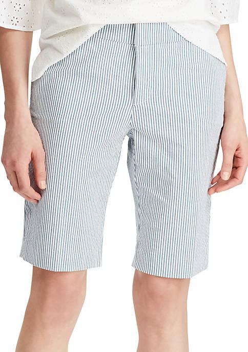 Chaps Seersucker Shorts
