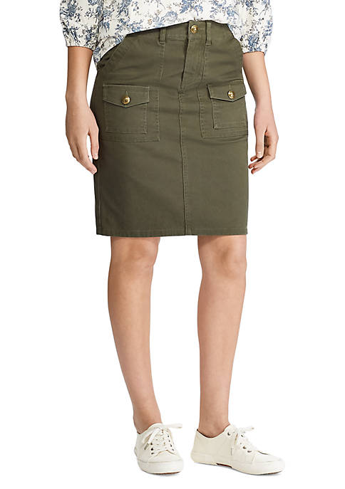 Camille Cargo Skirt