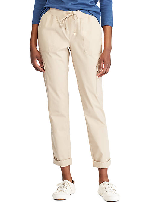 Chaps Womens Shelby Cargo Pants