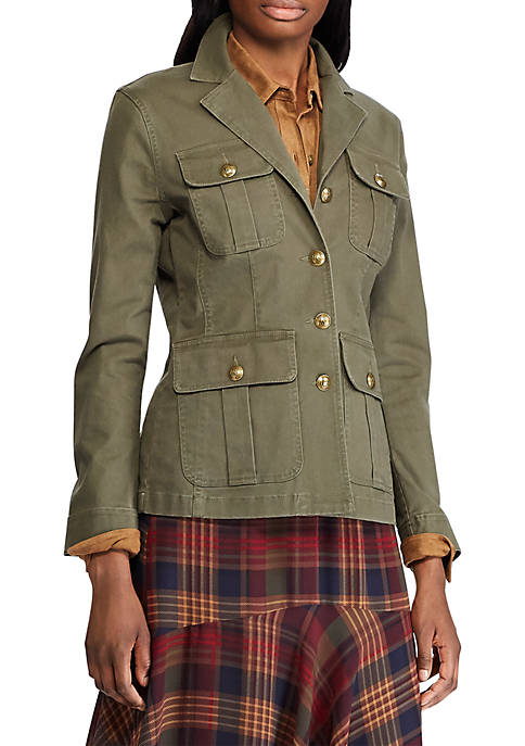Chaps Womens Theo Utility Jacket