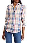 Womens Sarabeth Plaid Shirt