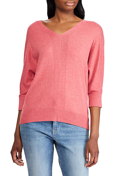 Grayson V Neck Sweater