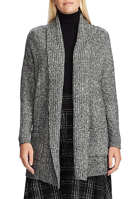 Chaps Womens Olly Long Cardigan