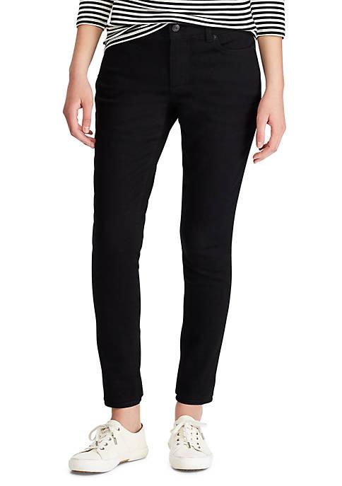 Chaps Carmina Classic High Waist Skinny Jeans