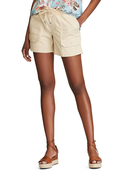Chaps Womens Crosby Cargo Shorts