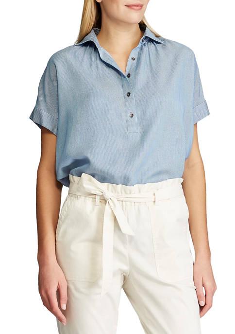 Womens Short Sleeve Top