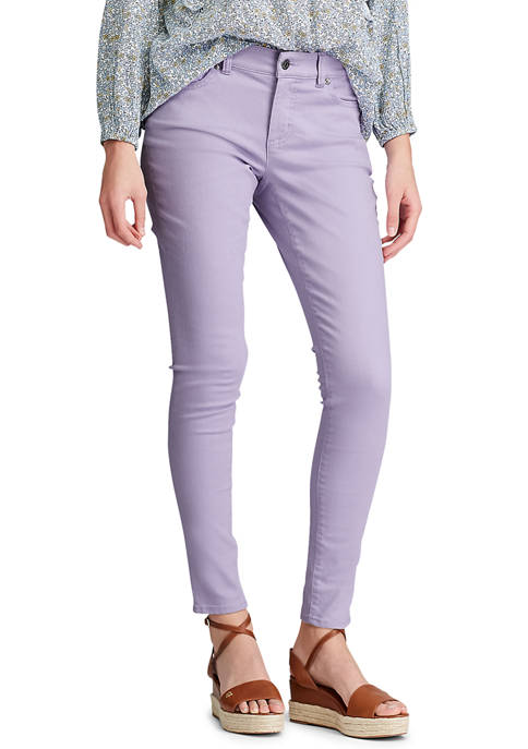 Chaps Petite Skinny Stretch Ankle Pants