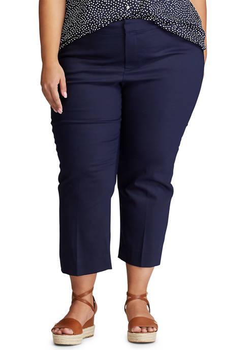 Plus Size Capri Pants