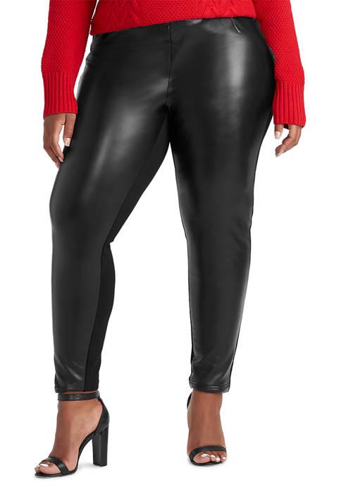 Chaps Plus Size Slim Fit Pants