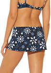 Skirted Hipster Swim Bottoms