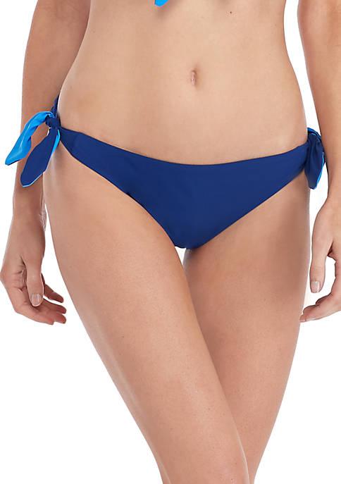 kate spade new york® Reversible Side Tie Bikini
