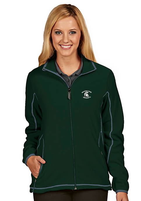 Antigua® Michigan State Spartan Womens Ice Jacket