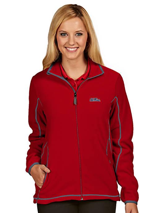 Antigua® Ole Miss Rebels Womens Ice Jacket