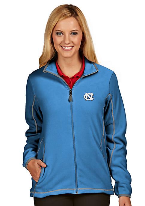 Antigua® UNC Tar Heels Womens Ice Jacket