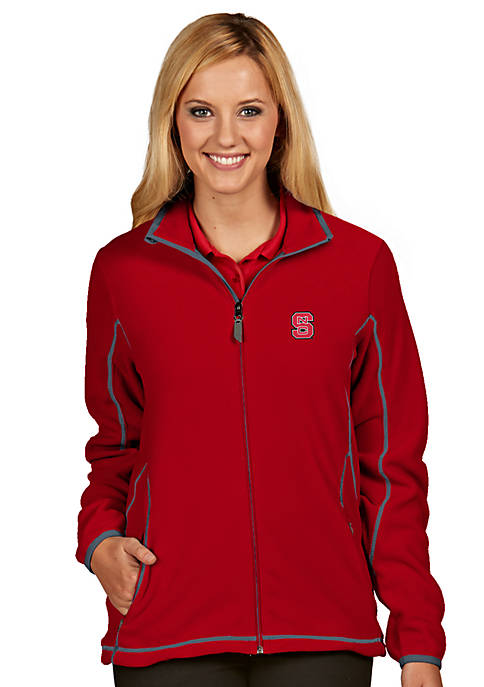 Antigua® NC State Wolfpack Womens Ice Jacket
