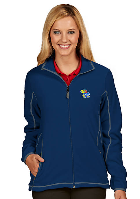 Antigua® Kansas Jayhawks Womens Ice Jacket