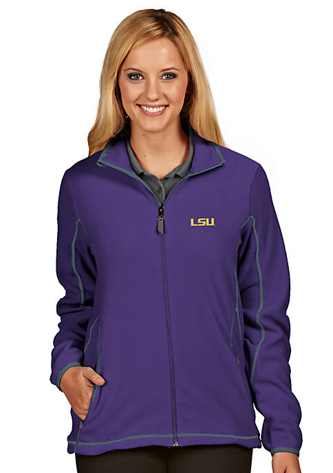 Antigua® Louisiana State Tigers Womens Ice Jacket