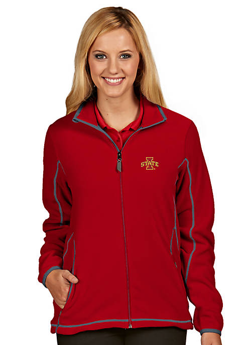 Antigua® Iowa State Cardinals Womens Ice Jacket