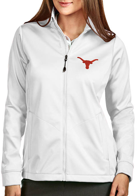 Antigua® Womens NCAA Texas Longhorns Golf Jacket