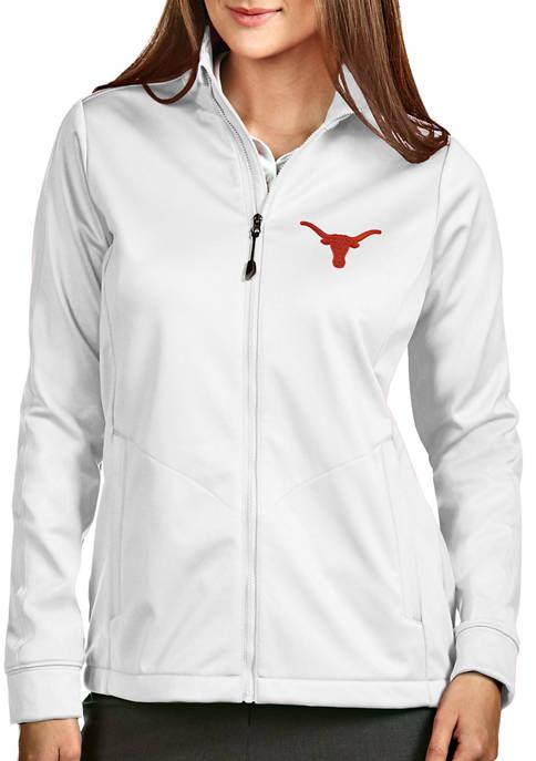 Womens NCAA Texas Longhorns Golf Jacket