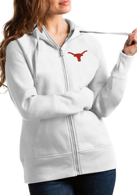 Antigua® Womens NCAA Texas Longhorns Victory Jacket