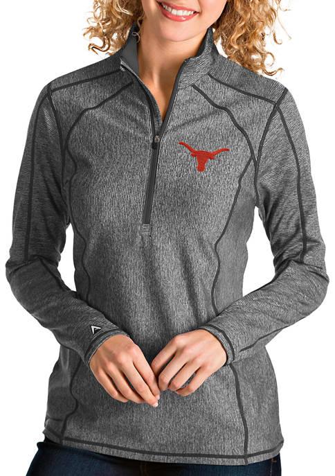 Antigua® Womens NCAA Texas Longhorns Tempo Pullover