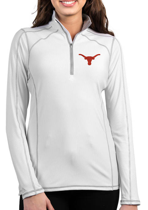 Antigua® Womens NCAA Texas Longhorns Tempo Pullover