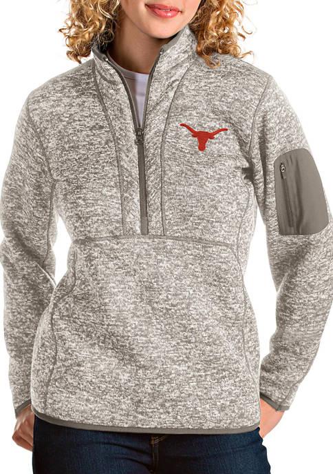 Womens NCAA Texas Longhorns Fortune Sweater